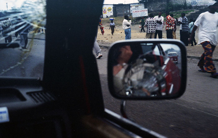 Congo Diary 1998