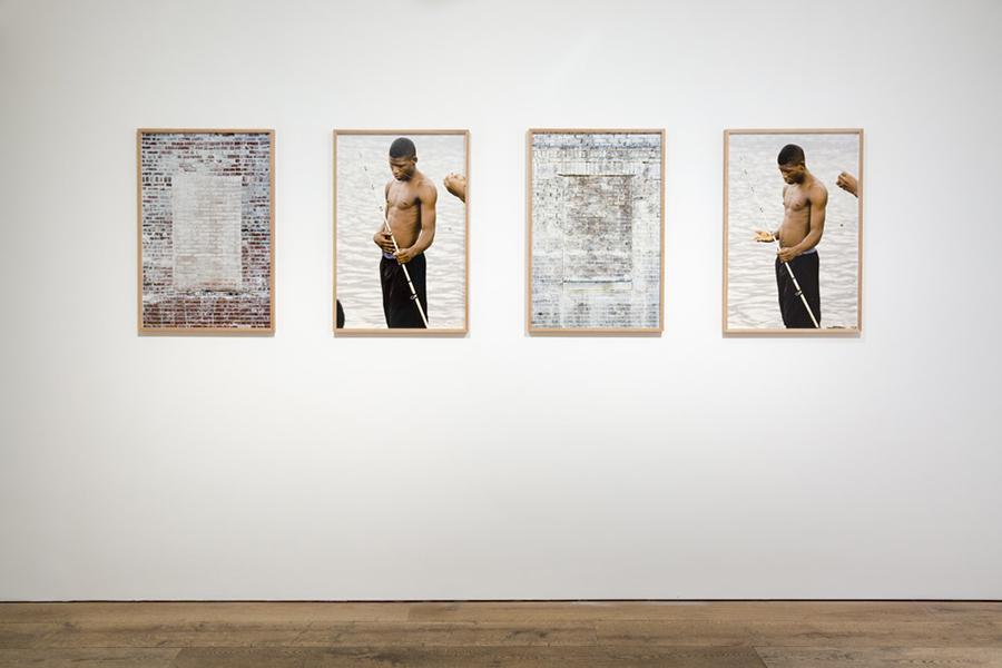 Daniel Shea, Blisner IL, installation