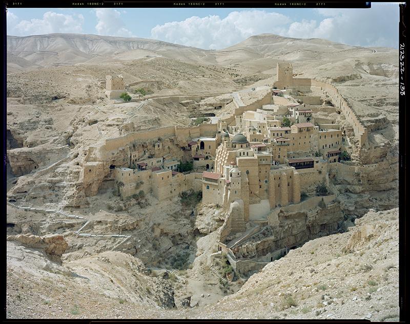 Shore, Stephen, St. Sabas Monastery, Judean Desert, 2009