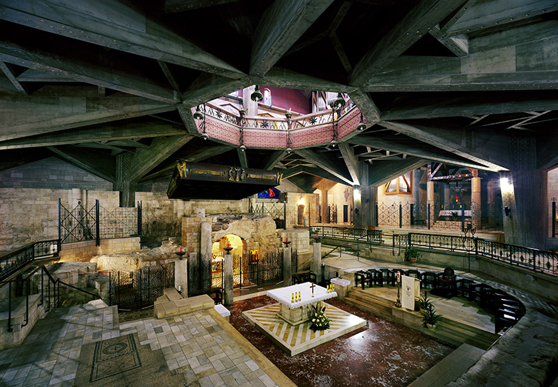 Struth, Thomas, Basilica of the Annunciation, Nazareth 2014