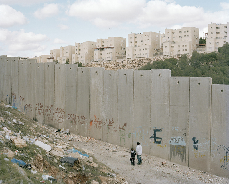 Israel, In This Land, by Zed Nelson