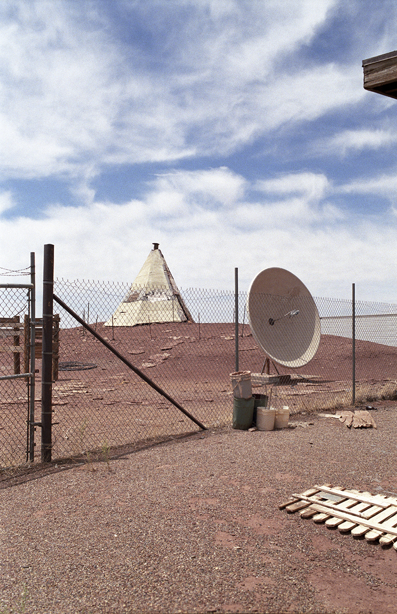 1. Untitled (Meteor City Arizona), 2013