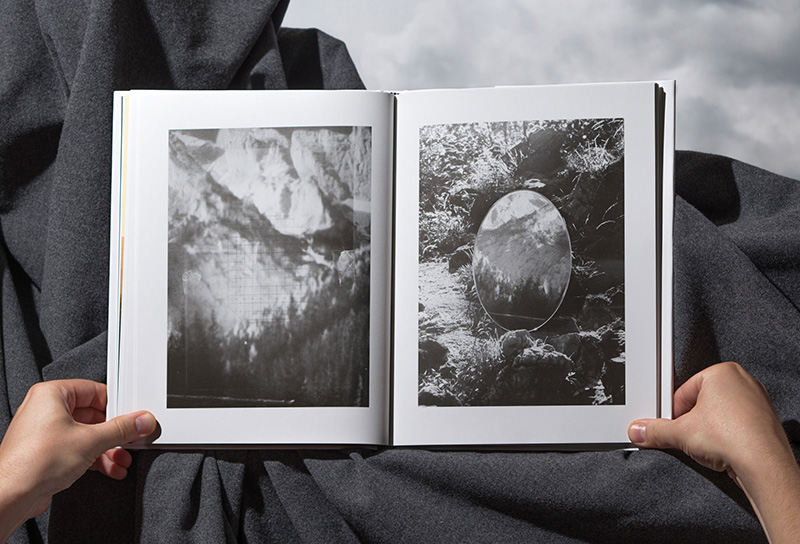 Thomas Albdorf I Know I Will See What I Have Seen Before (Lodret Vondret, 2015), book spread