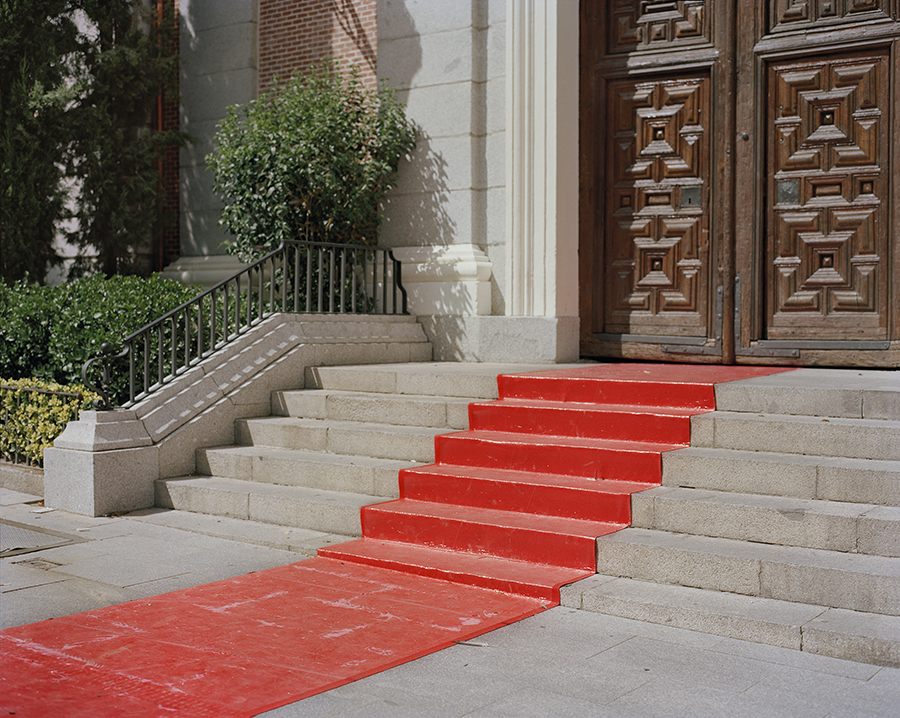 Red Carpet, Madrid, 2014