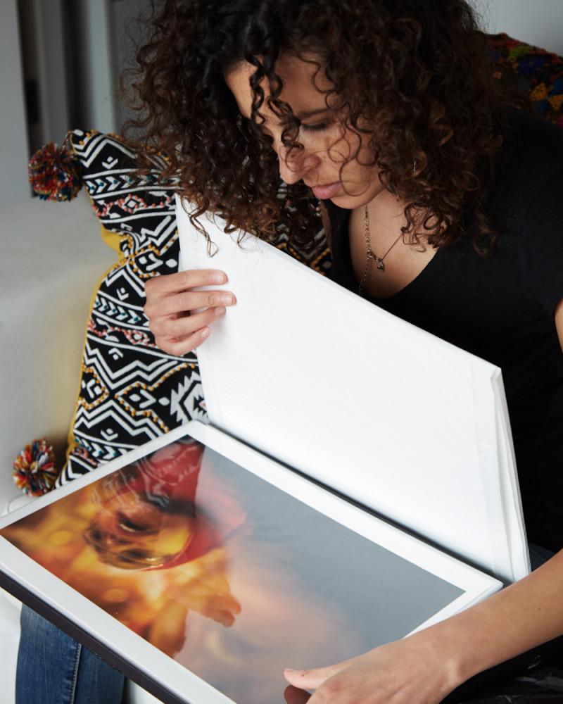 Maxwell Anderson Laura El-Tantawy Studio Visit