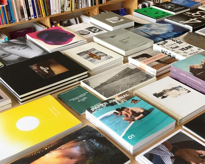 Paper Journal 01 in-store at Perimeter Books. Photo courtesy of Perimeter Books.